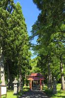 福島県 只見町 滝神社
