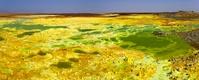 アフリカ エチオピア ダロル窪地
