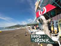 神奈川県 湯河原海水浴場