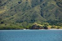 インドネシア コモド諸島 海