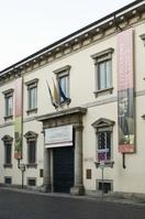 イタリア アンブロジアーナ図書館