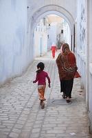 チュニジア ケロアン・旧市街