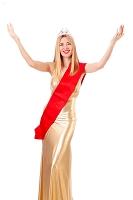 美女コンテストの勝者