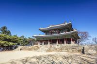 韓国 南漢山城の守禦将台