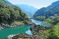 熊本県人吉市球磨川
