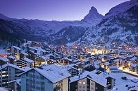 スイス スキー場