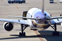 中部国際空港 セントレア タイ航空 B777-300