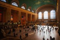 アメリカ合衆国 ニューヨーク グランド・セントラル駅