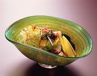 懐石料理 追肴 シーフードサラダ