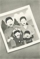 思い出の家族写真