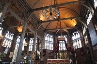 フランス オンフルール 聖カトリーヌ教会