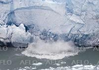 氷河の融解