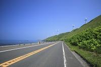 北海道 オロロンライン