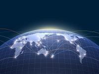 世界を盛んに飛び交うネットワーク