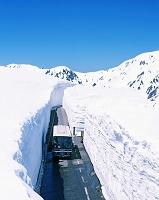 富山県・立山町 雪の大谷