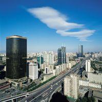 中国 北京 街並み