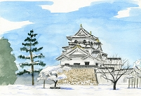 滋賀県・彦根城