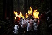 和歌山県 那智の火祭り