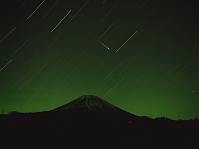 静岡県 しし座流星群