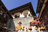ブータン トンサ ツェチュ祭