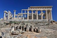 ギリシャ アフェア神殿
