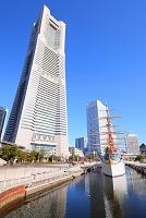 神奈川県 みなとみらい 横浜ランドマークタワー