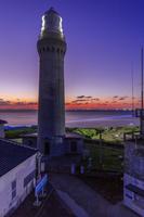 山口県 角島灯台夜景 角島