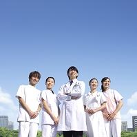 医師と看護師達