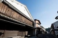 愛媛県 内子町の町並み