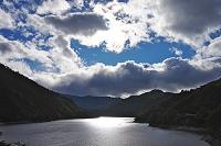 新潟県 奥只見湖の朝