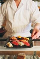 にぎり寿司 日本の食