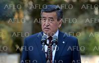 キルギスで議会選に抗議 大統領が辞任を表明
