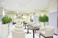 病院待合室イメージ