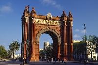 バルセロナの凱旋門