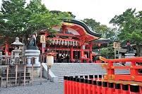 京都府 伏見稲荷大社 拝殿