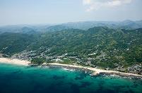 静岡県 白浜海岸 白浜中央海岸周辺