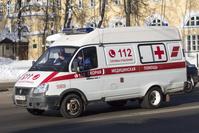 ロシア 救急車