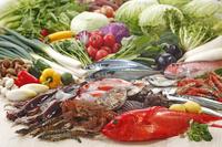 野菜・魚介集合