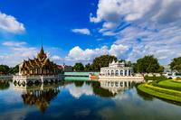 タイ アユタヤ バーンパイン宮殿