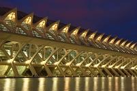 バレンシア 芸術科学都市 フェリペ王子科学博物館