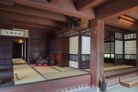 愛媛県 上芳我家住宅(重要文化財) 八日市護国