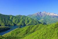 福島県 初夏の裏磐梯高原