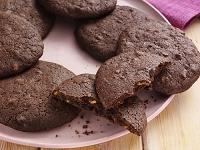 チョコとパイナップルの チャンク クッキー