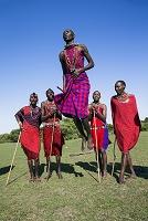 ケニア マサイ族