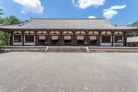 奈良市 唐招提寺 講堂