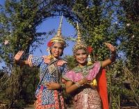 タイ 伝統舞踊