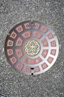 奈良市 マンホール蓋