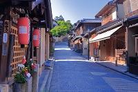 京都府 新緑の二年坂