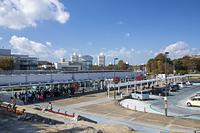 茨城県 つくば市 つくば駅前広場