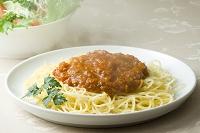 スパゲティー ミートソース